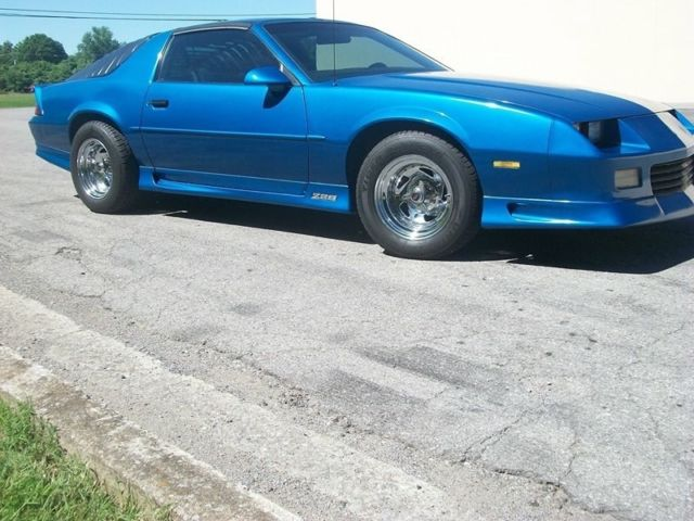 1992 chevy camaro rs 25th anniversary for sale chevrolet. Black Bedroom Furniture Sets. Home Design Ideas
