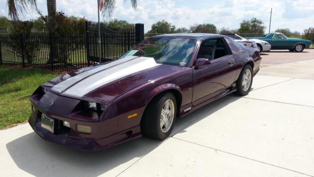 1992 chevy camaro z28 heritage edition 1 of 50 mint show car for sale chevrolet camaro 1992. Black Bedroom Furniture Sets. Home Design Ideas