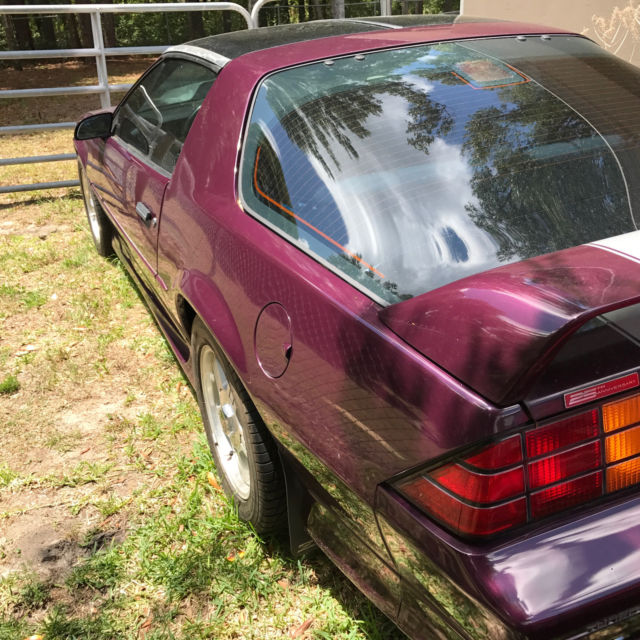 1992 Chevy Camaro Z28 Heritage Edition 1 Of 50 MINT Show