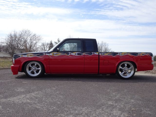1992 chevy s 10 extended cab for sale chevrolet s 10. Black Bedroom Furniture Sets. Home Design Ideas