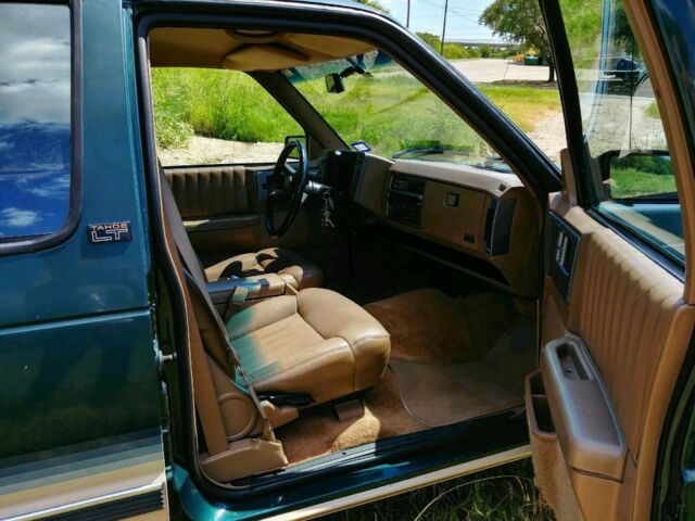 1992 Chevy S10 Blazer Sport Tahoe Lt 4x4 For Sale Chevrolet Blazer 1992 For Sale In San Antonio Texas United States