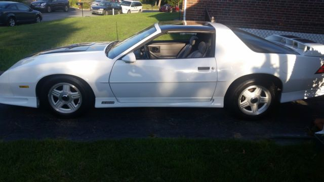 1992 Chevy Z28 Camaro 25th Anniversary Edition For Sale