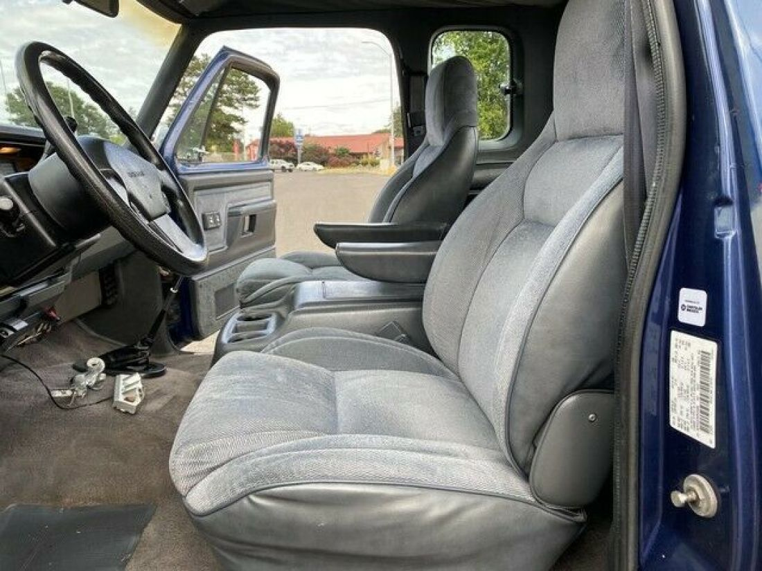 1992 Dodge D250 4x4 Cummins 5 9 L 12 Valve Diesel 4wd 1st