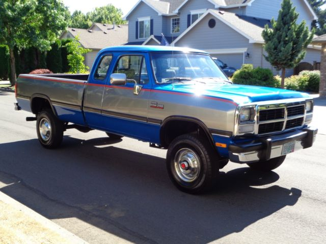 1992 dodge ram w250 html with 226966 1992 Dodge Ram D250 2500 W250 4x4 Cummins Diesel Low Miles 1993 1991 1990 1989 on Photo 31 in addition Photo 10 additionally 125029 Need 92 Wiring Diagram besides Photo 22 also 86024 What Kind Bucket Seats Do You Guys Have.