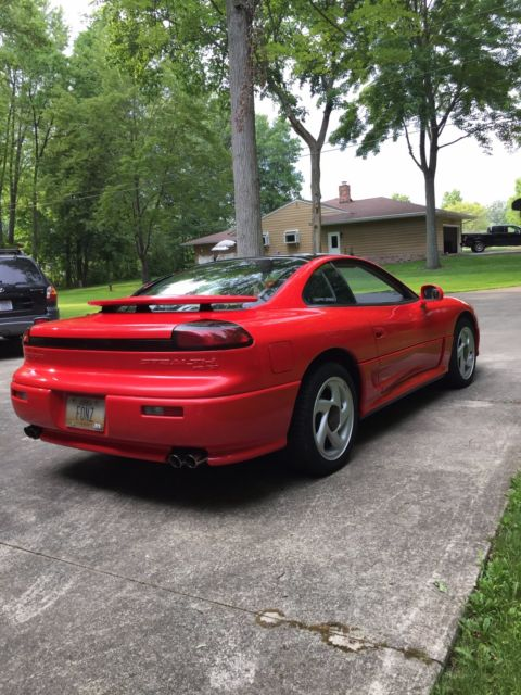 1992 dodge stealth r t twin turbo all wheel drive 3 0l all original for sale dodge stealth. Black Bedroom Furniture Sets. Home Design Ideas