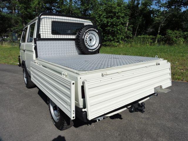 Cherry Hill Volkswagen >> 1992 Doka SYNCRO 16. Winch. ALL 3 LOCKERS. Back Rack ...
