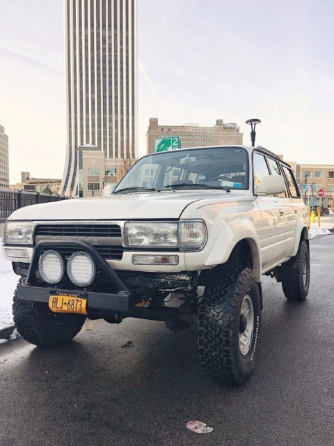1992 fj80 toyota land cruiser 3 ome man a fre lift for sale toyota land cruiser 1992 for. Black Bedroom Furniture Sets. Home Design Ideas