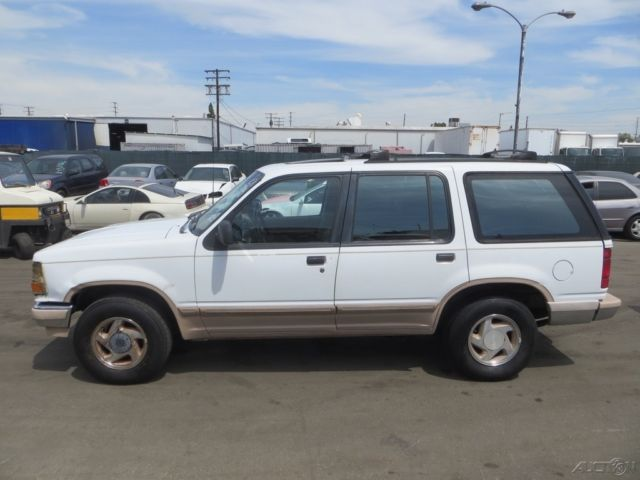 Ford Explorer Buyers Guide >> 1992 Ford Explorer XL Used 4L V6 12V Automatic SUV NO RESERVE for sale - Ford Explorer 1992 for ...