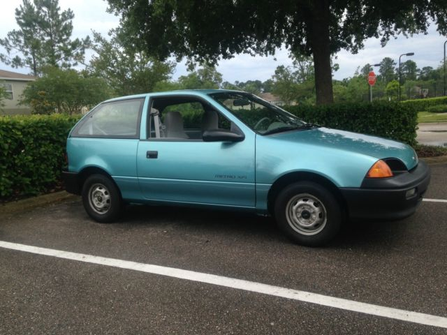 1992 Geo Metro Xfi 5 Speed Manual For Sale