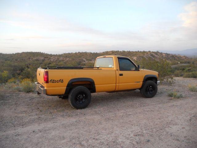 1992 Gmc K2500 Overhauled 6 5 Turbo Diesel 4x4 For Sale