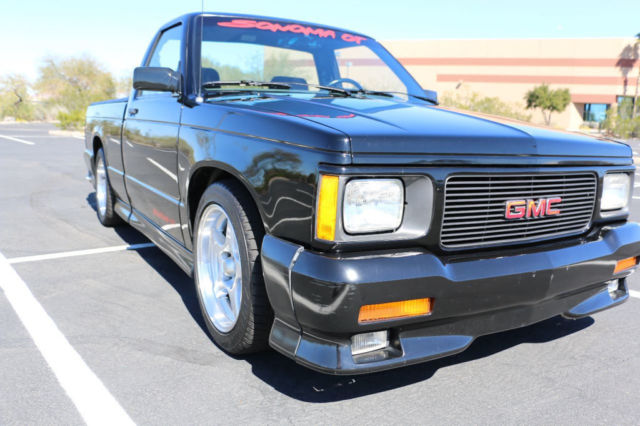 1992 gmc sonoma gt very clean 1 of 806 made similiar to for Gmc motors for sale
