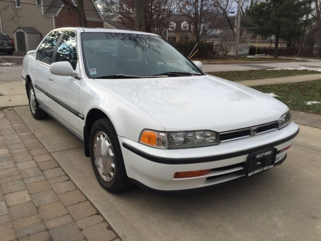 1992 honda accord ex 5 sp for sale honda accord ex 1992 for Honda accord old model