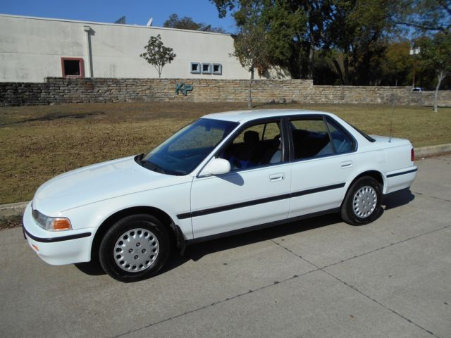 1992 Honda Accord Lx 1owner For Sale Honda Accord 1992