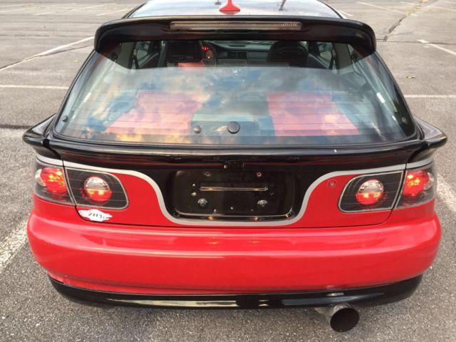 1992 honda civic custom hatchback for sale honda civic. Black Bedroom Furniture Sets. Home Design Ideas