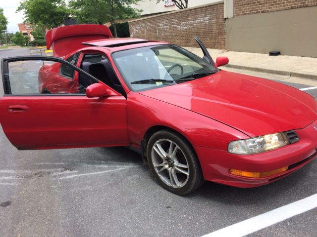 1992 honda prelude si 5 speed manual coupe for sale. Black Bedroom Furniture Sets. Home Design Ideas