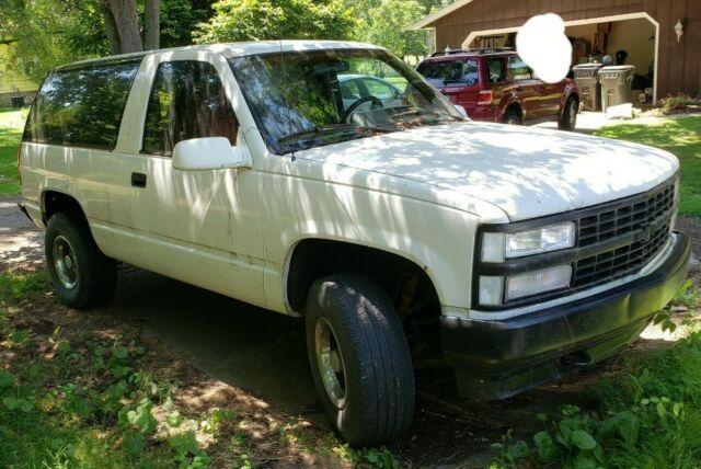 1992 K5 Blazer 5 7L for sale - Chevrolet Blazer 1992 for