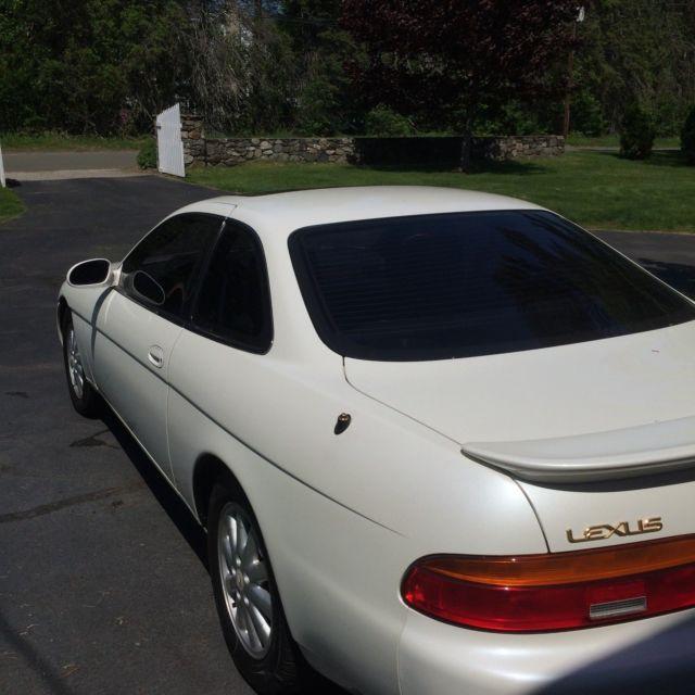1993 Lexus Sc Interior: 1992 Lexus Sc 400 Coupe Low Miles For Sale