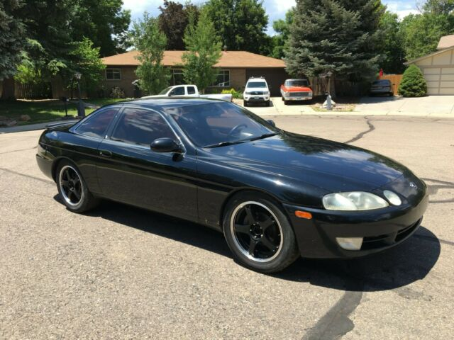 1992 Lexus SC300 2JZGTE supra swapped 5-speed for sale