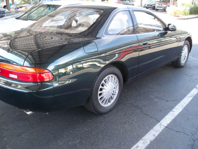 1992 lexus sc300 very rare 5 spd with only 82k two owner. Black Bedroom Furniture Sets. Home Design Ideas