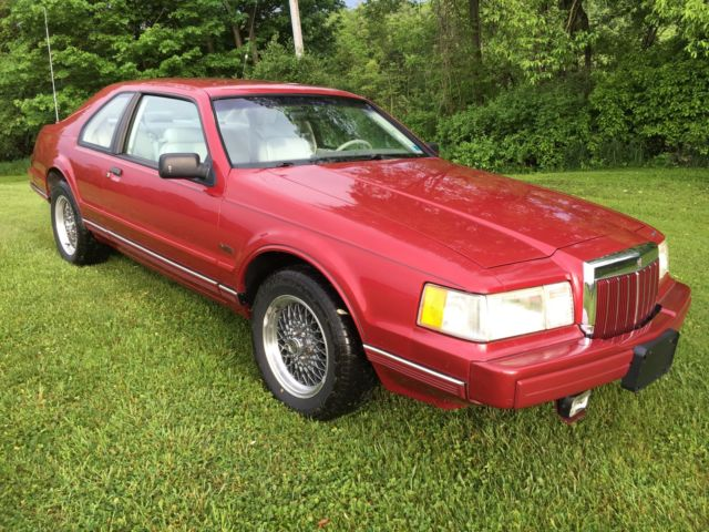 1992 lincoln mark vii lsc special edition no reserve for sale lincoln mark series 1992 for. Black Bedroom Furniture Sets. Home Design Ideas