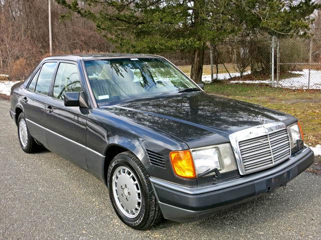 1992 mercedes 300d turbo diesel one senior owner for sale for Mercedes benz diesel for sale