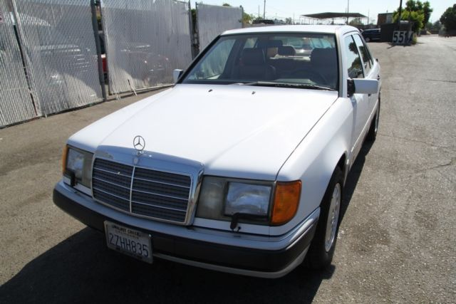 1992 mercedes benz 300e automatic 6 cylinder no reserve for Mercedes benz 300e for sale