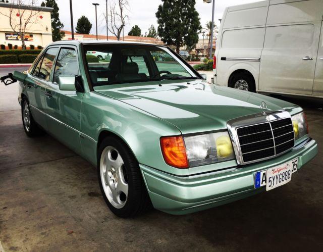 1992 mercedes benz 300e no reserve for sale mercedes for 1992 mercedes benz 300e