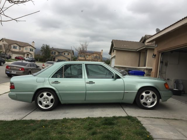 1992 mercedes benz 300e no reserve for sale mercedes for Mercedes benz fontana ca
