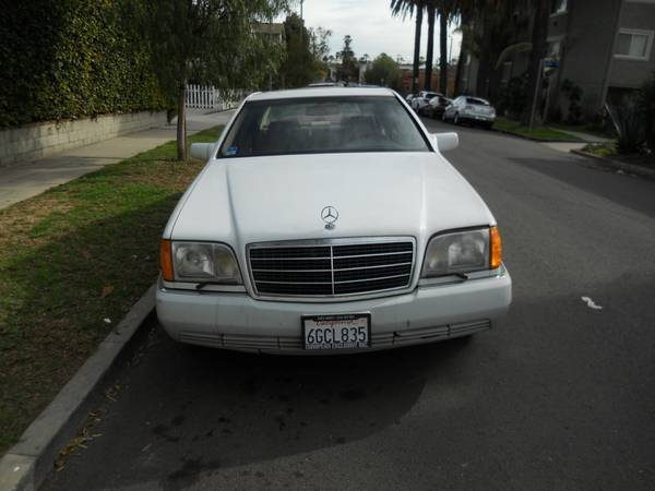 1992 mercedes benz 300sd diesel for sale mercedes benz for Mercedes benz 300 diesel