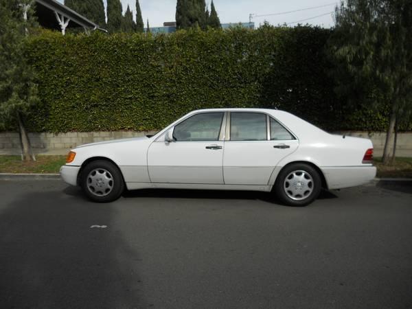 1992 mercedes benz 300sd diesel for sale mercedes benz for Mercedes benz diesel models