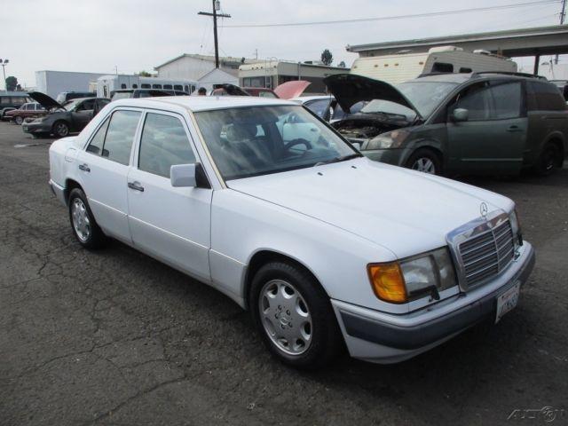 1992 mercedes benz 400e 4 2 used 4 2l v8 32v automatic for Mercedes benz v8 sedan