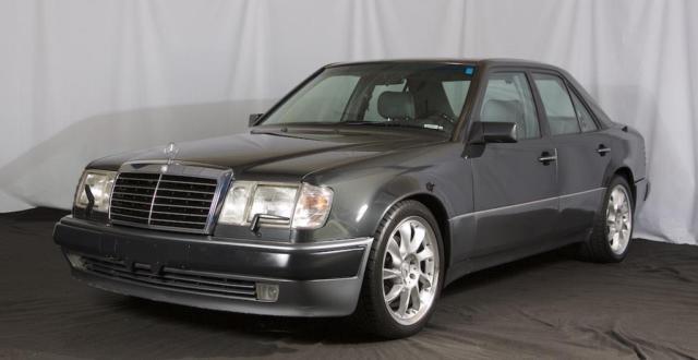 1992 Mercedes Benz 500e E500 Pearl Black California Car