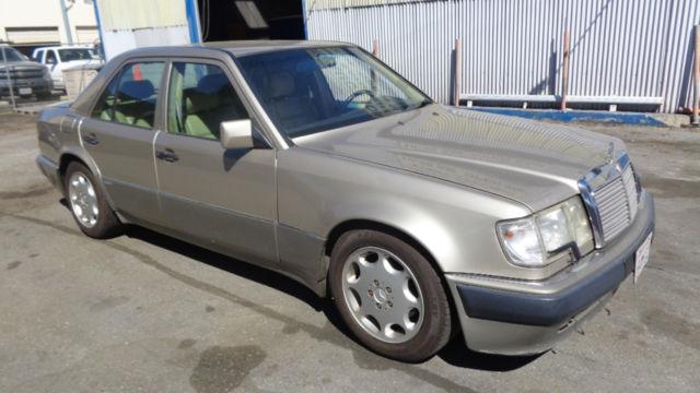 1992 mercedes benz 500e parts or project car no for Mercedes benz 500 e