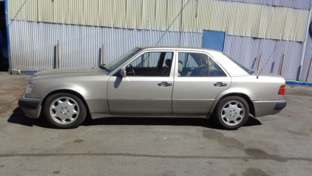 1992 mercedes benz 500e parts or project car no for Mercedes benz redwood city