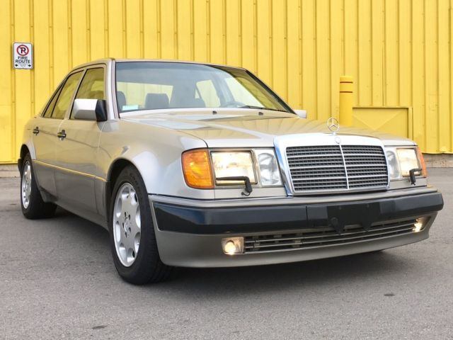 1992 mercedes benz 500e w124 v8 75 000 miles collectors for Mercedes benz w124 for sale