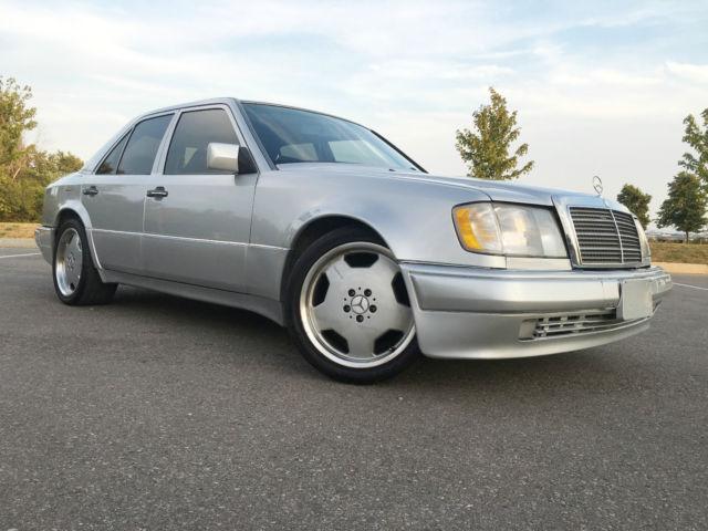 1992 Mercedes Benz 500E W124 V8 E Class SEL LIMITED AMG
