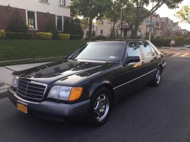 1992 mercedes benz 600 sel 80k low miles for sale for Mercedes benz 600 series