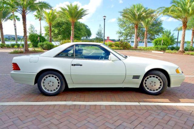 1992 mercedes sl 500 for sale mercedes benz sl class for Mercedes benz winter park
