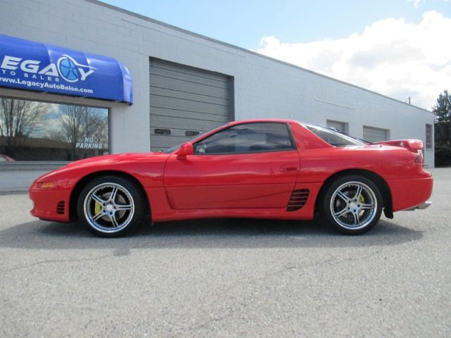 1992 Mitsubishi 3000gt Vr4 Awd Twin Turbo For Sale
