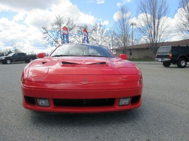 1992 Mitsubishi 3000gt Vr4 Awd Twin Turbo For Sale