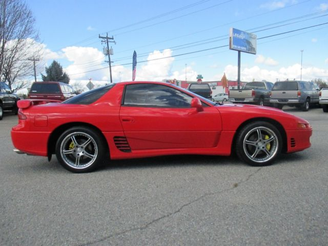 1992 mitsubishi 3000gt vr4 awd twin turbo for sale mitsubishi 3000gt 1992 for sale in boise. Black Bedroom Furniture Sets. Home Design Ideas