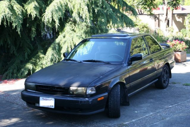 1992 nissan b13 sentra se r nismo tsuru 2 door sports coupe for sale nissan sentra b13 1992. Black Bedroom Furniture Sets. Home Design Ideas