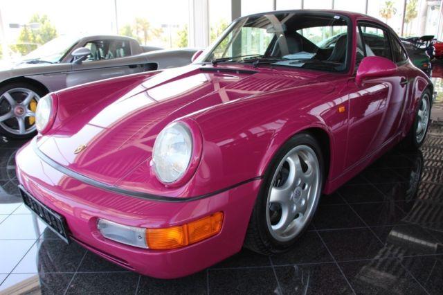 1992 porsche 911 964 rs in ruby star for sale porsche 911 1992 for sale in fresno california. Black Bedroom Furniture Sets. Home Design Ideas