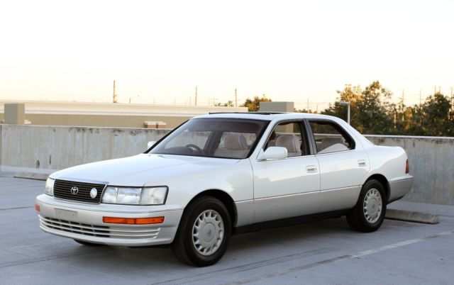 1992 Toyota Celsior Type C Lexus LS400 RHD Japanese