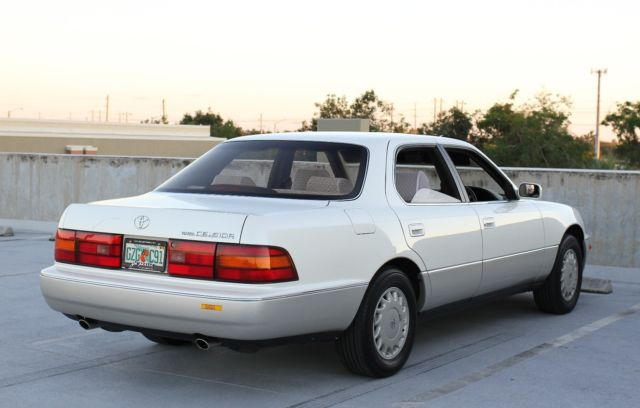 1992 Toyota Celsior Type C Lexus Ls400 Rhd Japanese Import In Mint Conditon For Sale Lexus
