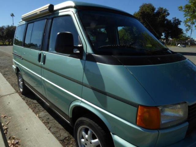 1992 vw eurovan cv westfalia camper for sale  vanagon westfalia full camper 1992