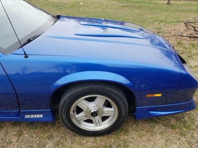 1992 z28 chevrolet camaro blue for sale chevrolet camaro z28 1991 for sale in ava missouri. Black Bedroom Furniture Sets. Home Design Ideas