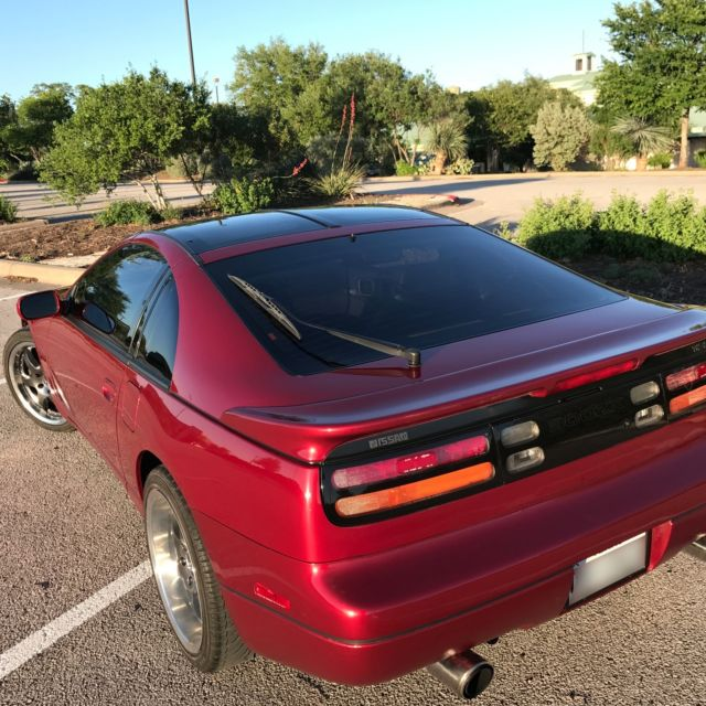 300zx Turbo Mods: 1993 300 ZX Twin Turbo For Sale