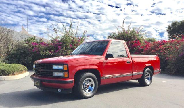 1993 454 ss pickup truck super sport for sale chevrolet c k pickup 1500 1993 for sale in los. Black Bedroom Furniture Sets. Home Design Ideas