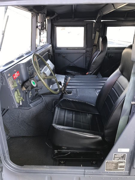 6 Passenger Suv >> 1993 AM General Humvee M998 Hummer H1 Military X Doors New ...